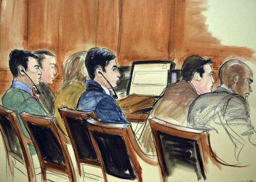Un jurado en Nueva York declara culpables a los sobrinos de Maduro