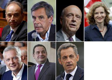 La derecha francesa elige a su mejor candidato para derrotar a Marine Le Pen