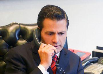 La aprobación de Peña Nieto cae tras la visita de Trump a México