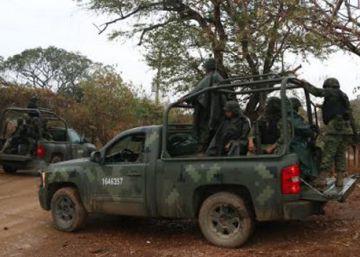 Un comando armado secuestra a entre 12 y 14 personas en un pueblo de México