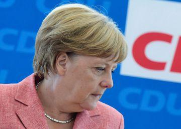 """Merkel luchará por un cuarto mandato en """"tiempos inciertos"""""""