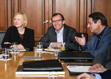 El diálogo para reunificar Chipre se reanuda en Suiza