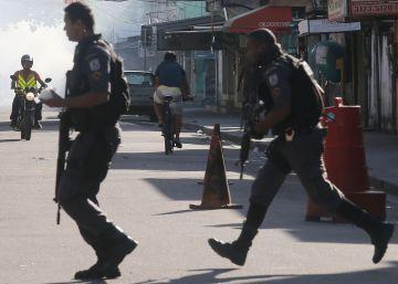 La violencia en Ciudad de Dios provoca una ola de rumores y de miedo en Río
