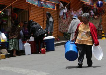 Bolivia declara emergencia nacional por la sequía