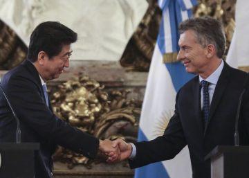 Argentina y Japón proclaman el inicio de una nueva alianza comercial