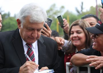 López Obrador propugna juzgar por corrupción al presidente de México
