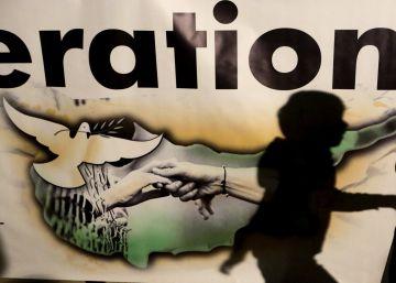 Diferencias sobre el territorio hacen fracasar el diálogo para reunificar Chipre