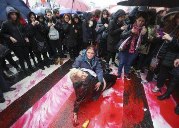 Argentina registra 230 asesinatos de mujeres en los primeros 10 meses del año