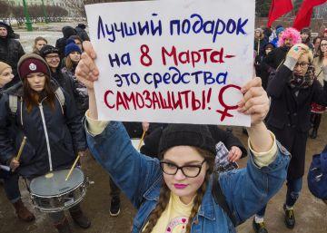 Rusia, donde una mujer muere asesinada cada 40 minutos