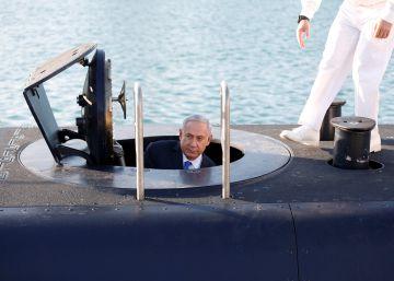 Israel investiga al entorno de Netanyahu por la compra de submarinos a Alemania