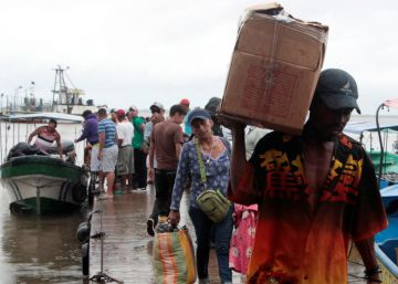 Costa Rica decreta emergencia nacional por el huracán Otto