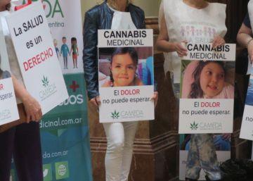 Argentina aprueba una ley que permite el uso del cannabis medicinal
