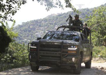 Los diputados analizan una ley que regula la actuación del Ejército mexicano en tareas de seguridad