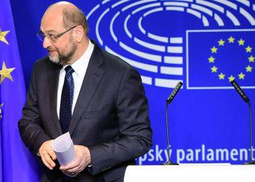 La marcha de Schulz a Berlín calienta la precampaña alemana