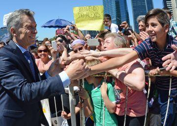 Macri promete millones a las organizaciones sociales para tener un verano tranquilo