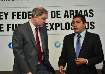 El Senado mexicano abre sus puertas a la Asociación Nacional del Rifle