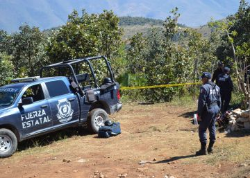 El Gobierno mexicano envía mil policías a Guerrero para frenar la ola de violencia