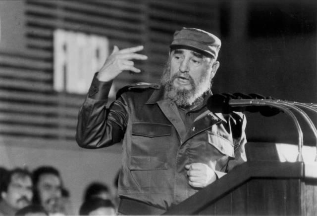 Castro: Su vida y legado político en ocho galerías de fotos