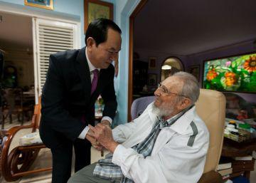 Vídeo | Las últimas apariciones públicas de Fidel Castro