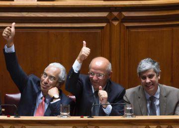 La coalición de izquierda en Portugal se afianza tras un año de estabilidad