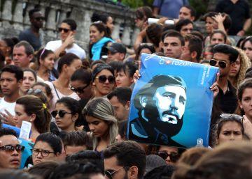 Cuba deja atrás el siglo XX con la muerte de Fidel Castro