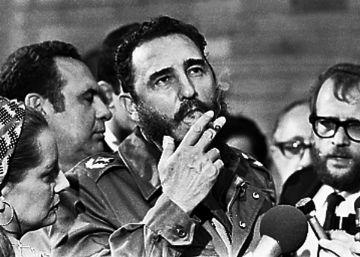 El Fidel que muere