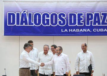 Cuba, clave para la paz en Colombia
