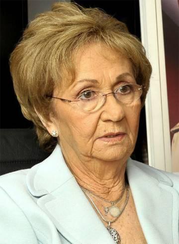 Juanita Castro, en una imagen de 2009.