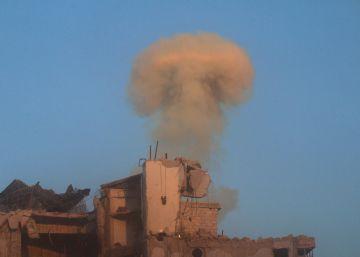 El Asad da un vuelco a la guerra al recuperar un tercio del Alepo rebelde