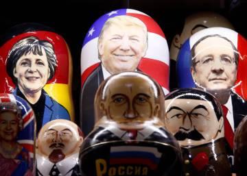 Teléfono rojo, Trump llama a Moscú