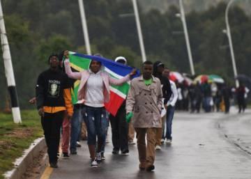 Sudáfrica despide a Mandela