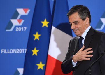 Fillon se sitúa como el peor candidato para Le Pen y el mejor para la izquierda