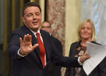 Renzi se juega el futuro en el referéndum sobre las reformas constitucionales