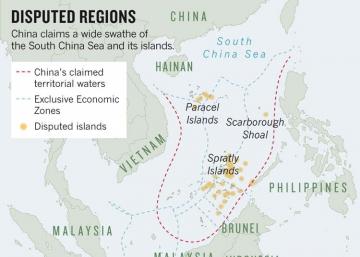 China se asoma al vacío geopolítico generado por Trump