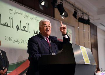 El presidente Abbas prepara su relevo a los 81 años mientras sofoca la disidencia