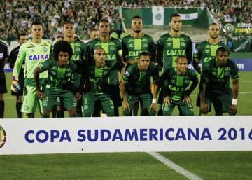 El Chapecoense, un equipo humilde que iba a jugar su primera final internacional