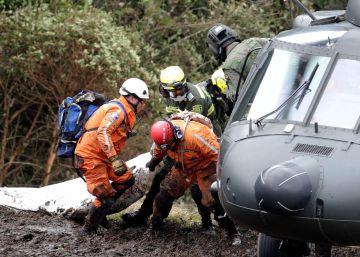 Un milagro en medio de la tragedia del accidente de avión del Chapecoense