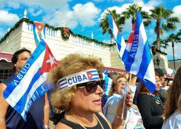 Fidel une al Miami dividido por la política hacia Cuba