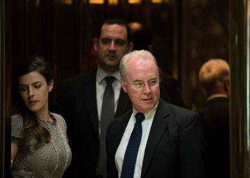 Trump escoge como secretario de Salud a un ferviente opositor a la reforma sanitaria de Obama