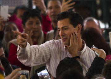 """Peña Nieto admite """"insatisfacción"""" popular"""