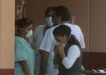 Un intoxicado por un plaguicida obliga a evacuar un hospital de Ciudad de México