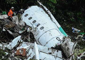 Escucha el audio del piloto del Chapecoense antes del accidente
