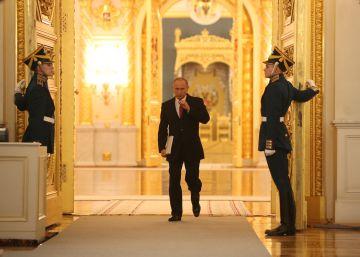 Putin ofrece a países de la UE sumarse a su modelo de integración postsoviético