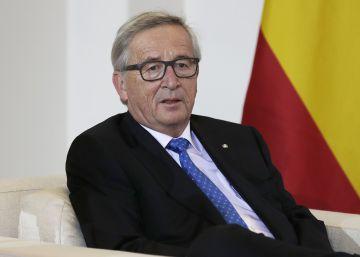 """Juncker: """"Turquía cumplirá el pacto migratorio con la UE"""""""