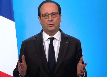 Hollande anuncia que no se presentará a la reelección