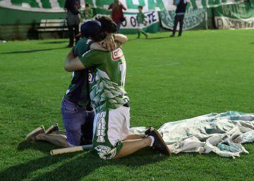 Atlético Nacional-Chapecoense: la final en la que el fútbol era lo de menos