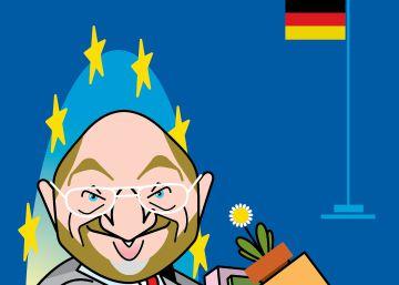 'Monsieur' Schulz ya es 'Herr' Schulz