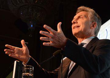 Macri amplía la amnistía fiscal a familiares de altos cargos e indigna a sus aliados
