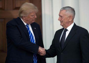 Trump confía a generales críticos con Obama la estrategia de seguridad