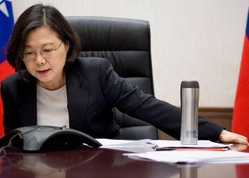 China protesta por el diálogo entre Trump y la presidenta de Taiwán